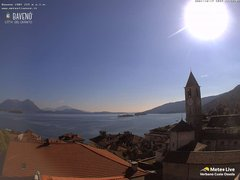 view from Baveno on 2021-10-17