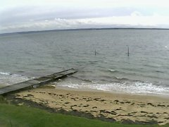 view from Cowes Yacht Club - North on 2021-07-22