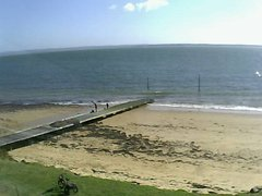 view from Cowes Yacht Club - North on 2021-08-01