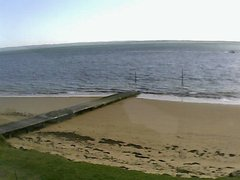 view from Cowes Yacht Club - North on 2021-08-02