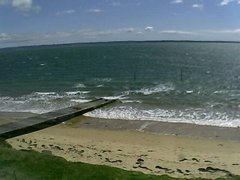 view from Cowes Yacht Club - North on 2021-09-23