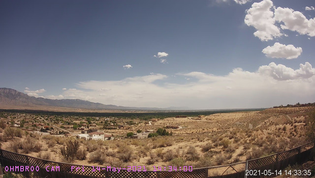 time-lapse frame, 2021-05-14-Habooby webcam