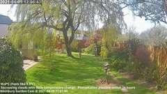 view from Wembury, Devon. Garden Cam on 2021-04-09