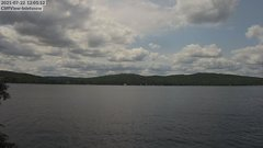 view from 4th Lake, Inlet, NY on 2021-07-22