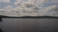 view from 4th Lake, Inlet, NY on 2021-07-25