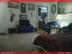 view from Webcam on 2021-01-06