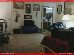 view from Webcam on 2021-01-08