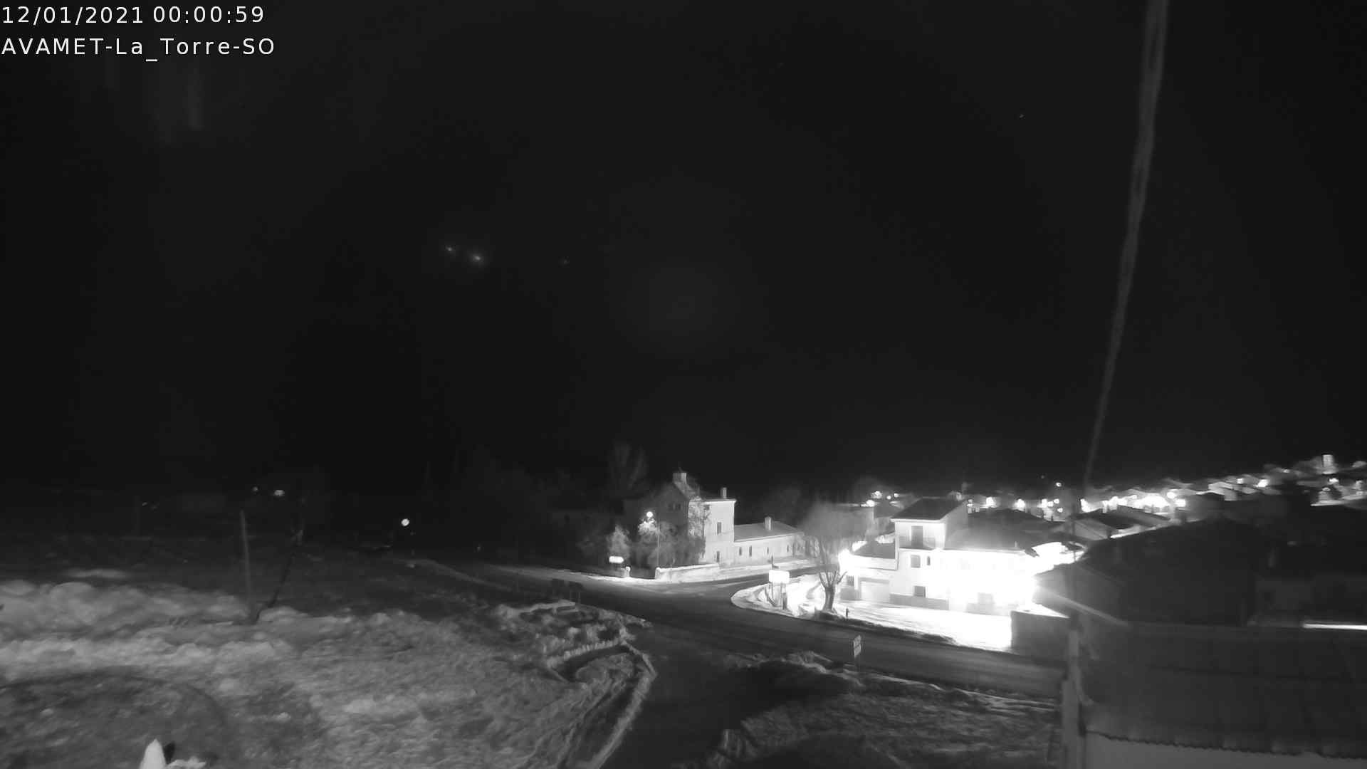 time-lapse frame, 20201112B webcam