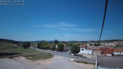 view from Utiel La Torre AVAMET on 2021-06-10