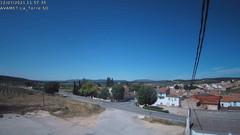 view from Utiel La Torre AVAMET on 2021-07-12