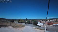view from Utiel La Torre AVAMET on 2021-07-14