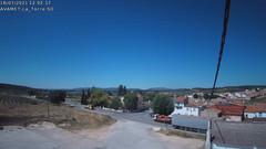 view from Utiel La Torre AVAMET on 2021-07-16
