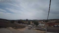 view from Utiel La Torre AVAMET on 2021-09-06