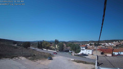 view from Utiel La Torre AVAMET on 2021-09-12