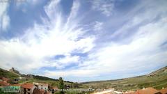 view from Coratxà AVAMET on 2021-10-15