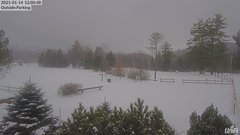view from Inlet Golf Club on 2021-01-14