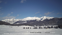 view from Pian Cansiglio - Casera Le Rotte on 2021-01-13