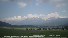 view from Pian Cansiglio - Casera Le Rotte on 2021-06-04