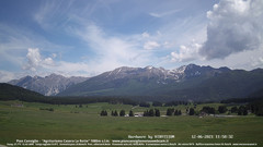 view from Pian Cansiglio - Casera Le Rotte on 2021-06-12