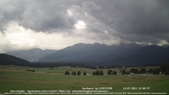 view from Pian Cansiglio - Casera Le Rotte on 2021-07-14