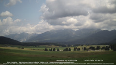 view from Pian Cansiglio - Casera Le Rotte on 2021-07-20