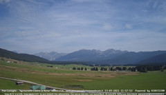 view from Pian Cansiglio - Casera Le Rotte on 2021-09-13