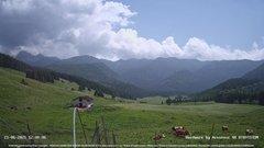 view from Pian Cansiglio - Malga Valmenera on 2021-06-21