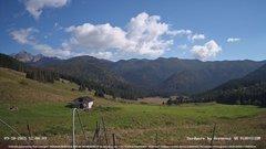 view from Pian Cansiglio - Malga Valmenera on 2021-10-09
