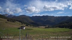 view from Pian Cansiglio - Malga Valmenera on 2021-10-16
