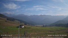 view from Pian Cansiglio - Malga Valmenera on 2021-10-20