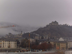 view from Sion - Industrie 17 on 2021-02-01