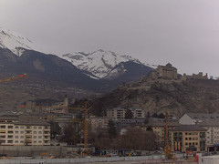 view from Sion - Industrie 17 on 2021-02-22
