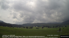 view from Pian Cansiglio - Agriturismo Malga Filippon on 2021-05-16