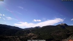view from Xodos - Ajuntament (Vista Oest) on 2021-01-03
