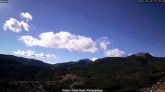 view from Xodos - Ajuntament (Vista Oest) on 2021-01-04
