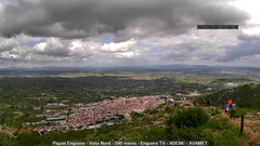 view from Enguera ADENE on 2021-06-06