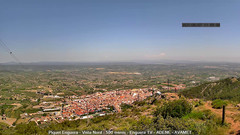 view from Enguera ADENE on 2021-06-07