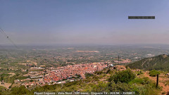 view from Enguera ADENE on 2021-06-10