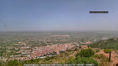 view from Enguera ADENE on 2021-07-12