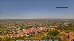 view from Enguera ADENE on 2021-07-14