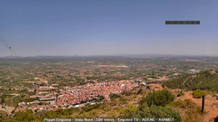 view from Enguera ADENE on 2021-07-22