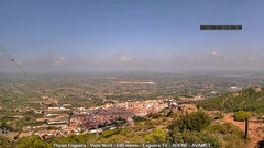 view from Enguera ADENE on 2021-09-04
