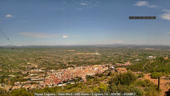 view from Enguera ADENE on 2021-09-10