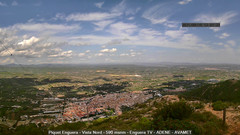 view from Enguera ADENE on 2021-09-15