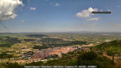 view from Enguera ADENE on 2021-09-18