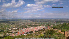 view from Enguera ADENE on 2021-09-20