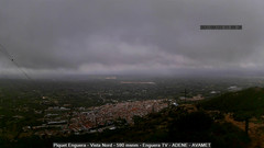 view from Enguera ADENE on 2021-09-23