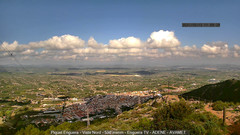view from Enguera ADENE on 2021-10-13