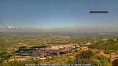 view from Enguera ADENE on 2021-10-14